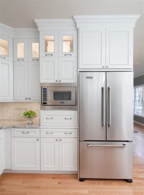 kitchen design microwave placement microwave placement kitchen traditional with built in 4512