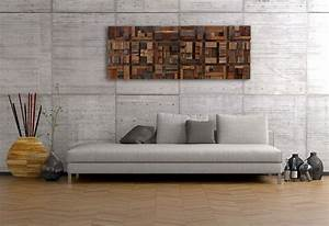 creative ideas for your own reclaimed wood wall art With wood wall decor using reclaimed wood