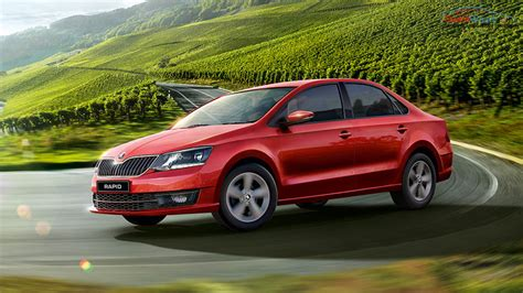 2016 Skoda Rapid Facelift Launched