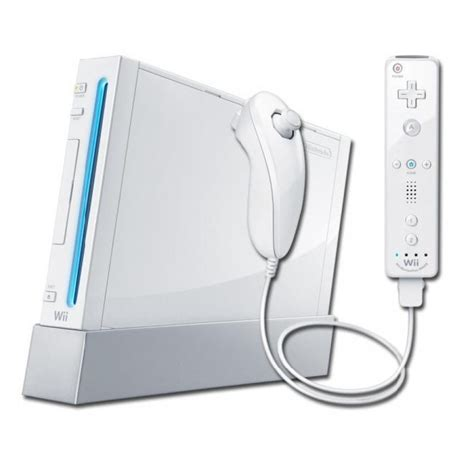 Wii Console by Nintendo Wii Ebgames Ca