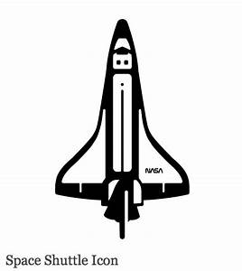 Space Shuttle Icons (Icons numbers 600 & 601) on Behance