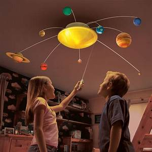 Motorized Solar System Mobile - Pics about space