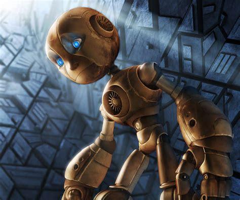 40 State-of-the-art Humanoid Robot Artwork Web Burning Blog