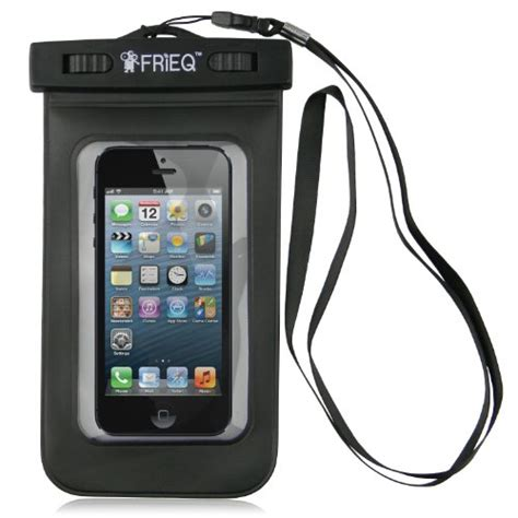 waterproof phone iphone 5s frieq 174 universal waterproof cell phone carrying cases for