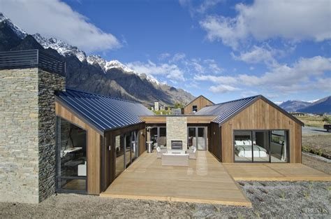 David Reid Homes Show Home In Queenstown  House Design
