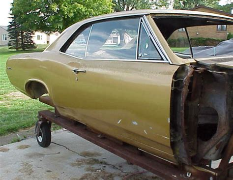 old car repair manuals 1967 pontiac lemans engine control 1967 pontiac gto coupe project good title and lemans parts body bill of sale for sale photos