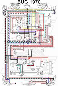 Vw Tech Article 1970 Wiring Diagram
