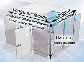 plan de chambre froide calculer le prix d une chambre froide industrielle abc