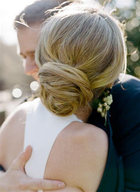 romantic  bun wedding hairstyles  hairdromecom