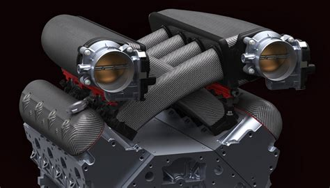 dyno testing performance designs carbon xr intake