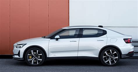 charged evs volvo unveils fully electric polestar