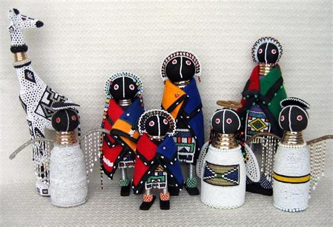 south african ndebele dolls google search folkart