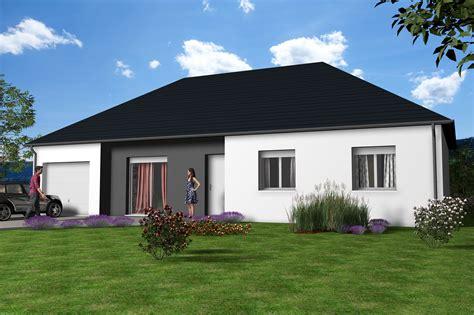 Maison Plain Pied Ou Etage by Constructeur De Maisons Plain Pied Ou 224 233 Tage 224 Reims
