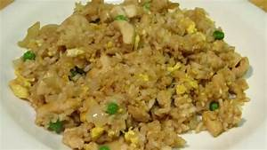 How To Make Chicken Fried Rice Easy Fried Rice Recipe