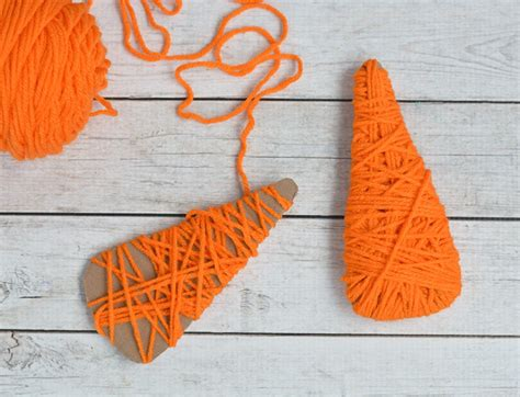 fun carrot crafts ideas  spring applegreen cottage