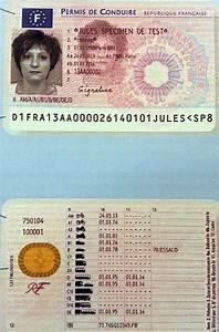 Numero De Permis De Conduire : nouveau permis de conduire ~ Medecine-chirurgie-esthetiques.com Avis de Voitures