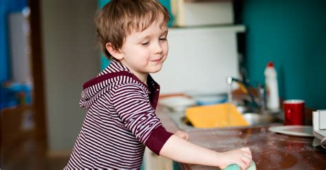 ways chores prepare  kids   real world babble