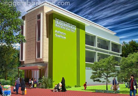 nggambaromahcom desain rumah  contoh proyek