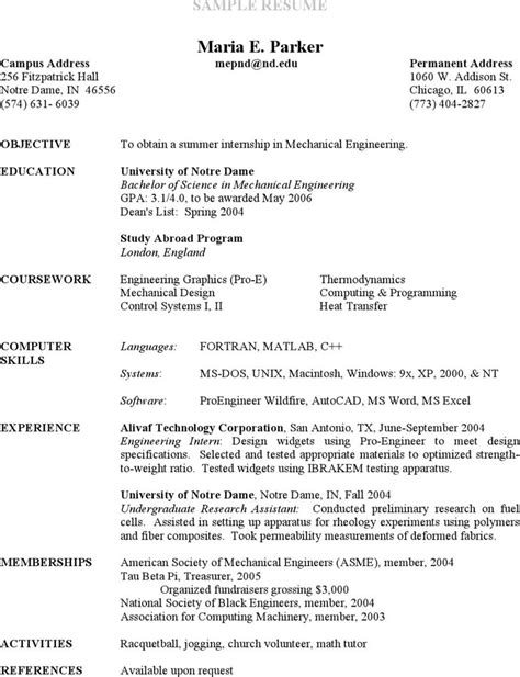 research assistant resume templates free