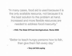 FOOD AID INSTRUMENTS: WFP PROCUREMENTS