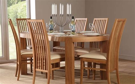 country kitchen tables and chairs sets 20 best oval oak dining tables and chairs dining room ideas 9498