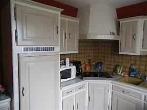 Cuisine Repeinte En Blanc : la d co de g g ~ Melissatoandfro.com Idées de Décoration