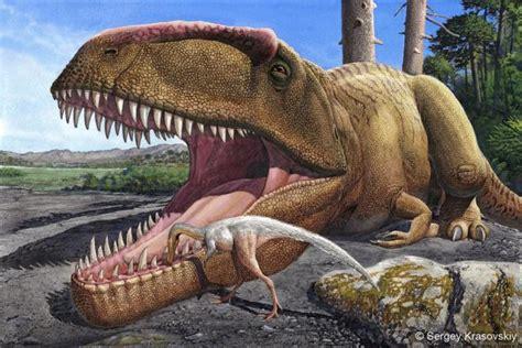 Tyrannosaurus Rex vs Giganotosaurus