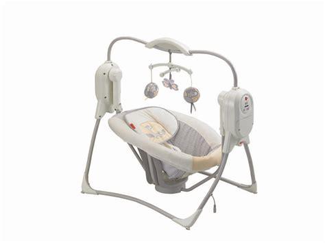 Fisher-price Power Plus Spacesaver Cradle 'n Swing