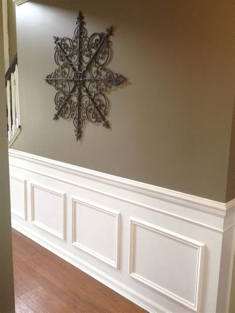 Colonial Wainscoting by Diy Classic Wainscoting Tutorial