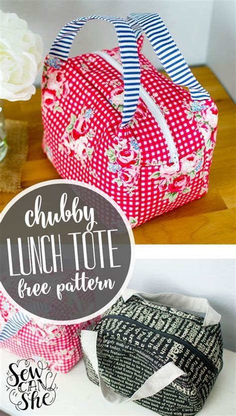 best 20 lunch bag patterns ideas on diy lunch