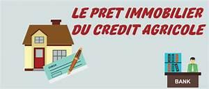Pret Relais Credit Agricole : pr t immobilier du cr dit agricole frais souplesse facilimmo ~ Gottalentnigeria.com Avis de Voitures