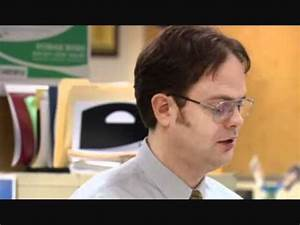 The Office - Dwight's Tip - YouTube