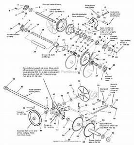 Montgomery Ward Lawn Mower Schematics