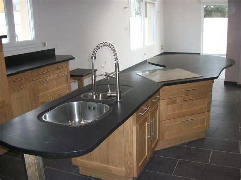 cuisine granite plan de travail