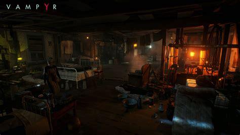 Vampyr 2017 Game, Hd Games, 4k Wallpapers, Images