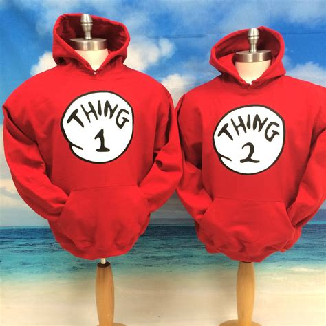 Best Thing 1 And Thing 2 Sweatshirts Photos 2017  Blue Maize