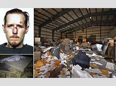 Eric Frein stashed toilet paper, Bible, pots and DVDs at