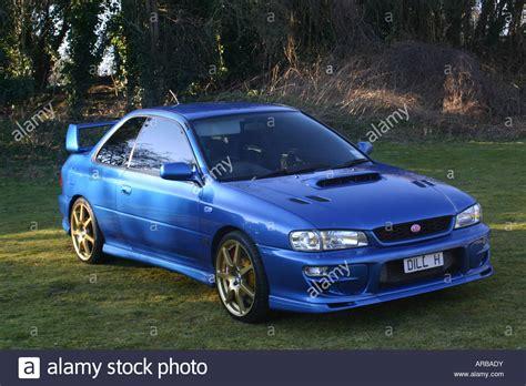 subaru impreza turbo subaru impreza turbo 22b blue saloon 39 family car 39 fast