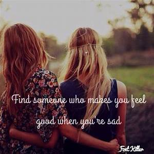 best, friends, girls, good, happy, quotes, sad - image ...
