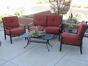 Patio Chair Set Cushions Furniture Outdoor Decorations