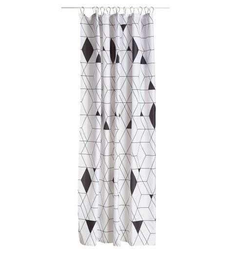 Rideau Blanc Creme by Rideau De Douche Design Optic 180 X 200cm Wadiga Com