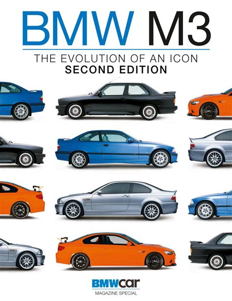Evolution Of Cars Time by Bmw Car Magazine Bmw M3 The Evolution Of An Icon2