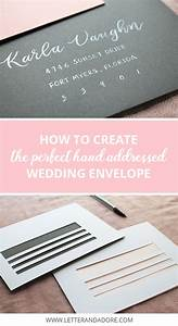 25 best ideas about envelope addressing on pinterest for Wedding invitations street address