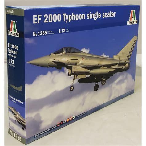 72 1355 Ef-2000 Eurofighter Typhoon Single Seat