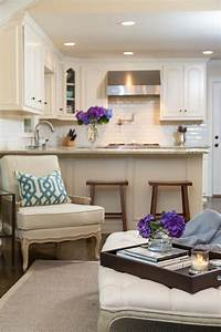 open concept kitchen ideas small living room ideas With small kitchen living room design ideas