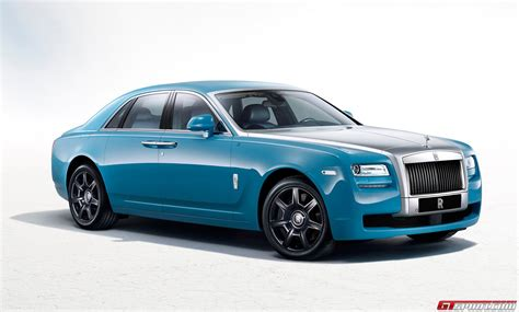 Rolls Royce Ghost 20 Car Background