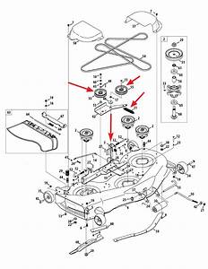 Cub Cadet Drive Belt Diagram Pictures To Pin On Pinterest