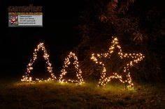 Weihnachtsbeleuchtung Aussen Figuren : 153 besten weihnachten beleuchtung und deko f r garten und haus bilder auf pinterest in 2018 ~ Buech-reservation.com Haus und Dekorationen