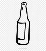 Bottle Coloring Glass Clipart Pinclipart Beer sketch template