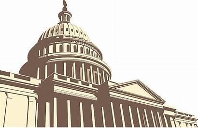 Washington Dc Capitol Building Regulations Vector Center